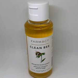 Other - Farmacy Clean Bee Face Cleanser